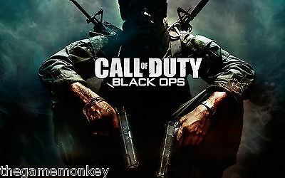 CALL OF DUTY BLACK OPS [PC] STEAM key