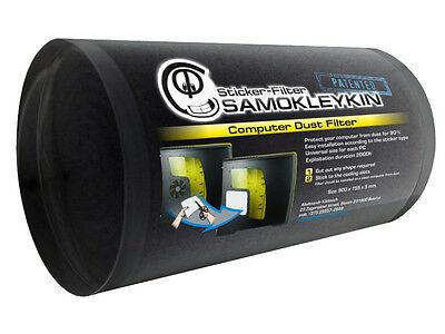 Samokleykin Sticker Filter - PC Fan Dust Filter 850x155x5mm