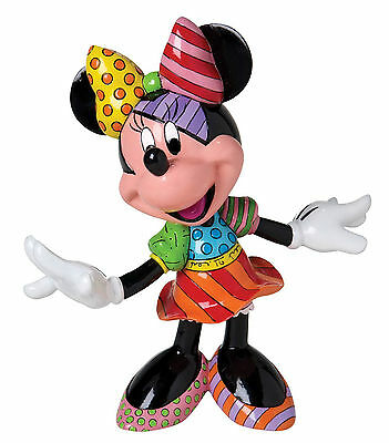 "ROMERO BRITTO - POP ART KUNST aus Miami - ""MINNIE MOUSE"" - Figur 4023846"