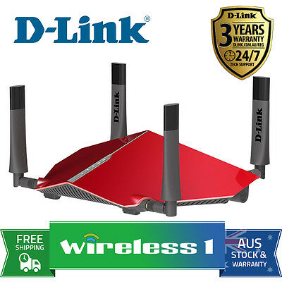 Buy Now D-Link DIR-885L Wireless AC3150 Ultra Wi-Fi Router 802.11AC