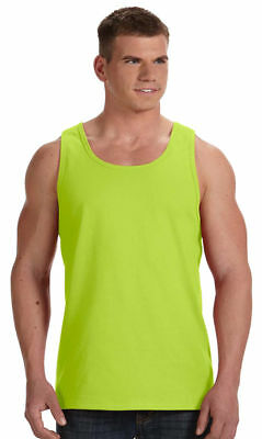 Fruit Of The Loom Tank Top Active 5 oz 100% Heavy Cotton HD Men's. 39TKR