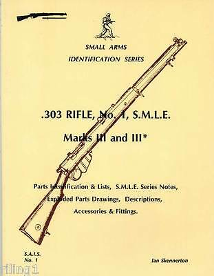 .303 Rifle No 1, SMLE Marks III and III* Small Arms Identification Series No 1