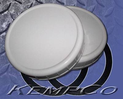 (2) Wide Mouth Ball/Mason Jar Lids with Rubber Lid Gaskets - HHO Generator Parts