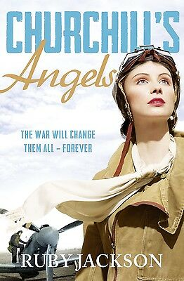 Churchill's Angels by Ruby Jackson BRAND NEW BOOK (Paperback, 2013)