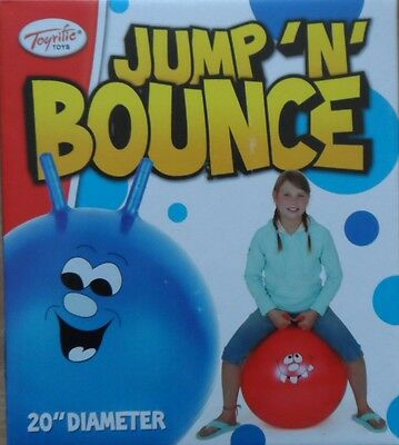 """20"""" 24"""" Space Hopper Jump and Bounce Outdoor ball"""