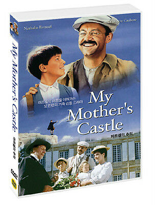 My Mother's Castle (1990) - Philippe Caubère DVD *NEW