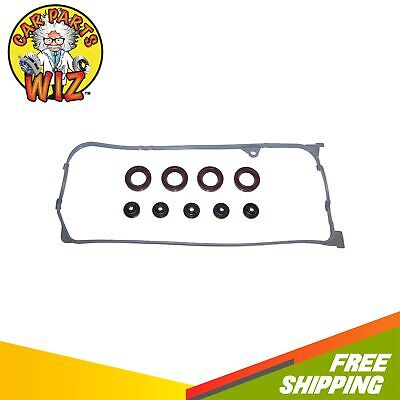 Valve Cover w//Grommets Fits 02-12 Acura Honda Accord Civic 2.0L-2.4L L4 DOHC 16v