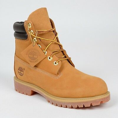 """Timberland Mens 6"""" Inch PREMIUM Waterproof WORK BOOTS Double Sole 73540 ALLSIZES"""