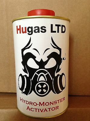 NEW Hydrographic Activator Hydro-Monster HM240+ 1L from HugasLTD