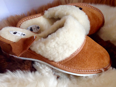 Lady's Women Leather Slippers Sandals Tofflor  Shoes Garden Home koturn Flat