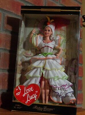 Mattel Barbie Be A Pal  I Love Lucy  doll  NRFB