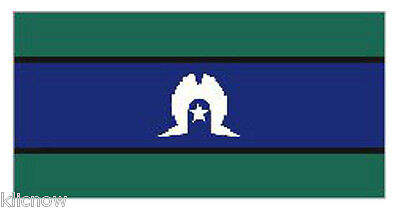 TORRES STRAIT FLAG 5FT X 3FT (Another Quality product from Klicnow)