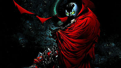 Spawn Fast Shipping 101 Huge Wall  Poster  15in x 24in