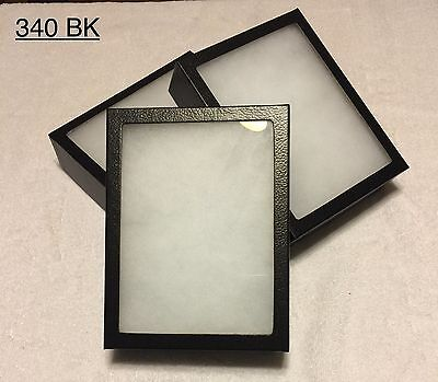 "#340 (10) Riker Mount Display Case Shadow Box Frame Tray 8"" X 6"" X 2"""