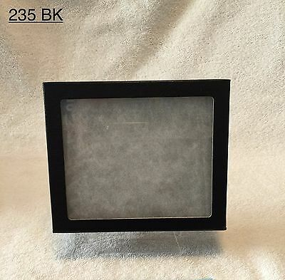 "#235 (16) Riker Mount Display Case Shadow Box Frame Tray  6"" X 5"" X 1 1/4"""