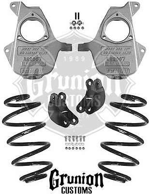 Chevy Tahoe Lowering Kit 23 Deluxe Drop Kit Mcgaughys 30008 Gmc