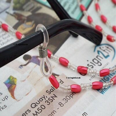 Beaded Glasses Neck Lanyard Cord Chain Spectacle Spectacles Glasses Sunglasses