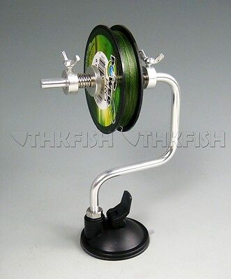 new! Fishing Line Spooler System Fishing Tackle Tool Reels Spooler