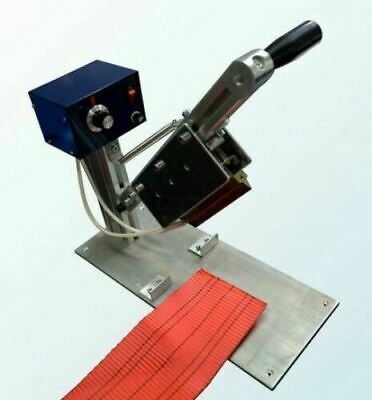 Super Heavy Duty Hot Knife/Rope and Webbing Cutter