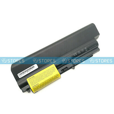 "9Cell Battery for IBM Lenovo ThinkPad T61 T61u R61 14.1"" widescreen R400 T400"