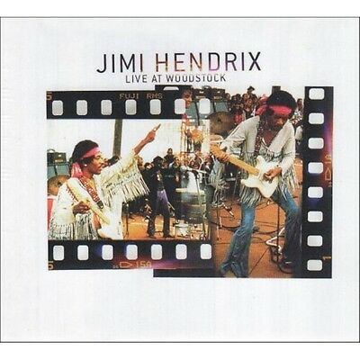 CD Jimi Hendrix Live at Woodstock 4250079701070