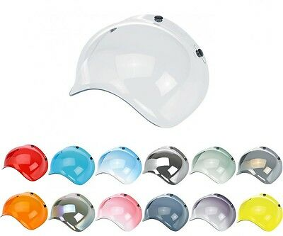 *Ships Same Day* Bubble Shield for Biltwell Helmets or Anti-fog Version 3 SNAP