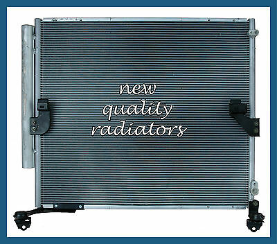 Lexus GX460 Air Conditioning Condenser 2010 onwards