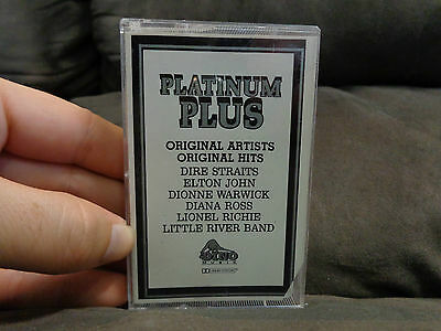 PLATINUM PLUS_Dino Compilation_used Cassette_ships from AUSTRALIA!