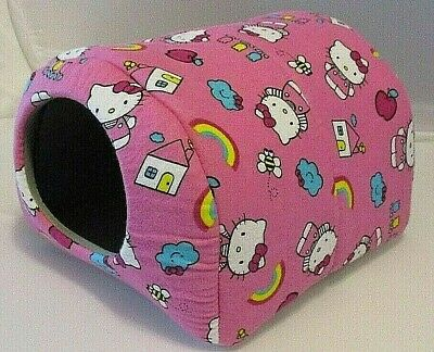 Custom made critter beds for guinea pig rat hedgehog  Mario Pony Mickey Dr Suess