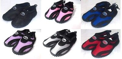 Kids Boys and  Girls Slip On Water Shoes Aqua Socks Size 1 - 7