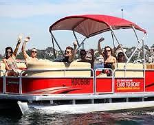 6 Hours Voucher  Self Drive Boat hire, Up to 7 People, free petrol , No Licence