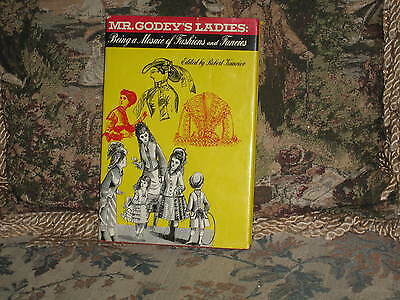 A LITTLE BIT OF GODEY'S LADIES BOOK AND OF PETERSON'S MAGAZINE, Lot of 5 Pieces