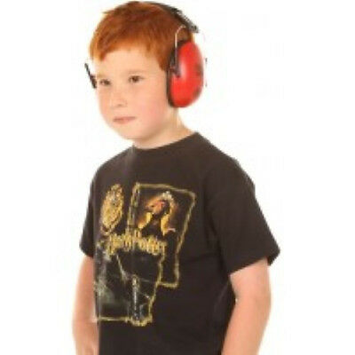 NEW Edz Kidz Protective Ear Muffs - Sound Noise Cancelling Ear Protection