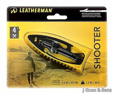 Leatherman Shooter Surf Surfer Tool 831851 Pocket Multi Tool LTX12