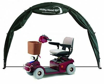 Hidey Hood Scooter & Wheelchair Outdoor Storage Protection Cover