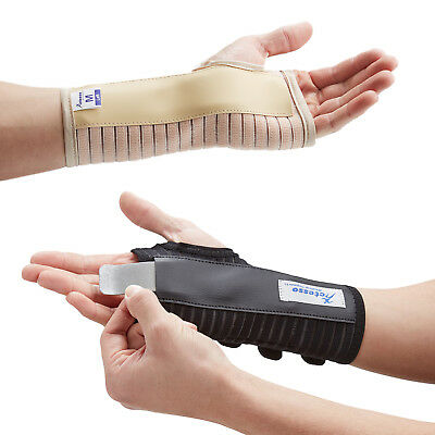 Actesso Breathable Wrist Support Splint for Pain Sprain Injury Carpal Tunnel