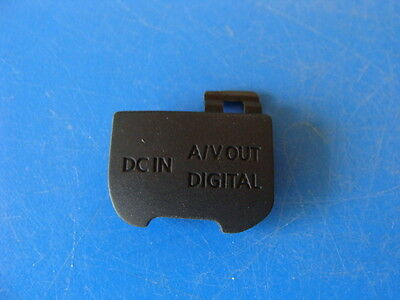 CANON POWERSHOT SX120 IS USB COVER FOR REPLACEMENT REPAIR PART