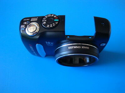 CANON POWERSHOT SX120 IS FRONT CASE COVER FOR REPLACEMENT REPAIR PART