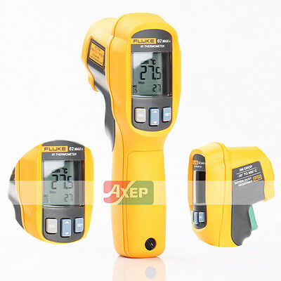 Fluke 62 Max Plus 62Max+ Dual Laser IR Infrared Thermometer NEW!