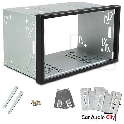 XTRONS UNIVERSAL DOUBLE 2 DIN CAGE RADIO HEADUNIT FITTING KIT Install Keys