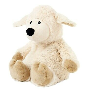 Large Cozy Plush Fully Microwavable SHEEP Lavender Scented Heatable Lamb Toy