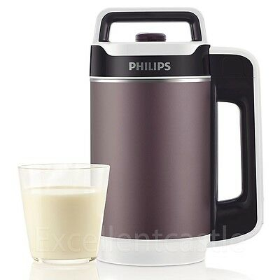 New Genuine Philips HD2079 Avance Collection Soy Milk Maker 220V