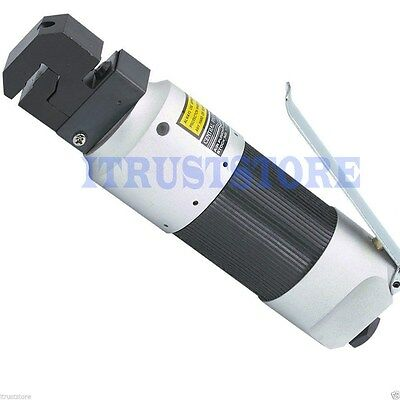 Pneumatic Air Power Powered Punch Punching Flange Flanger Tool For Metal Steel