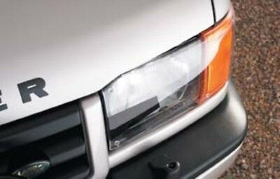 Land Rover Discovery 1999-2004 Headlamp Protectors/touring Converters* Genuine *