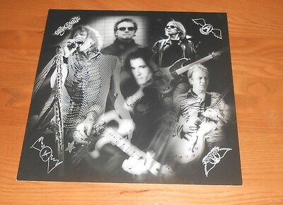 Aerosmith O, Yeah! Ultimate Hits 2-Sided Flat Square Poster 12x12