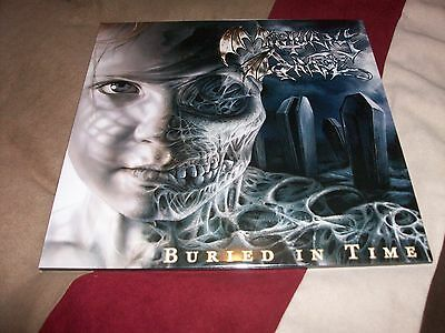 Mortuary Drape – Buried In Time - SEALED VINYL - 2 LP record