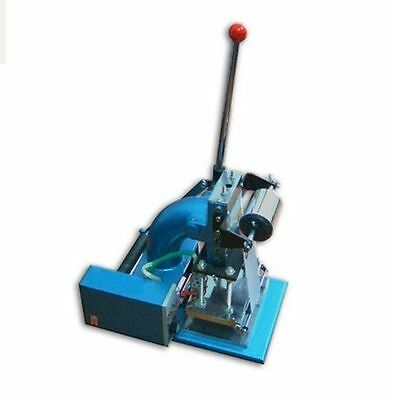 New Hot Foil Stamping Machine Business Card DIY Gilding Press Bronzing Stamp