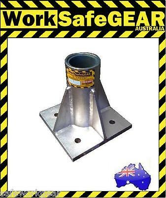 WorkSafeGEAR Davit Sleeve Floor/ Centre Davit Base suits UCL SALA MILLER PELSUE