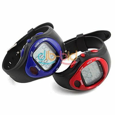 Hot Pulse Heart Rate Calories Counter Monitor Watch Sport