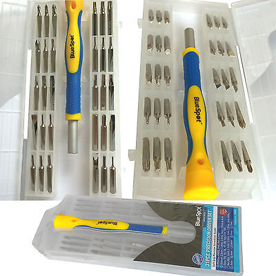 Precision Screwdriver set: Phillips Slotted Torx Hex Tri-Wing Triangle Star.....